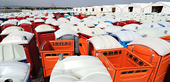Champion Portable Toilets in New Lenox,  IL
